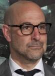 Stanley-Tucci-Transformers-4-Michael-Bay-Cinemacon-2013