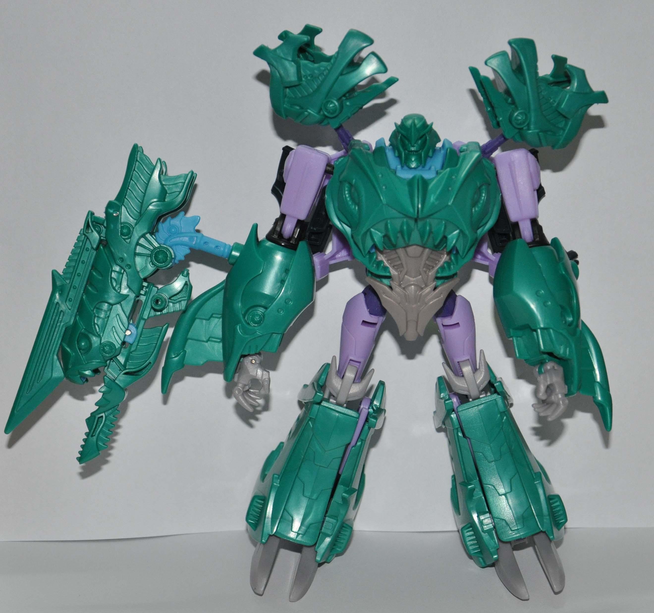 Transformers Prime Beast Hunters Megatron