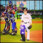Optimus-Prime-at-the-Marlins