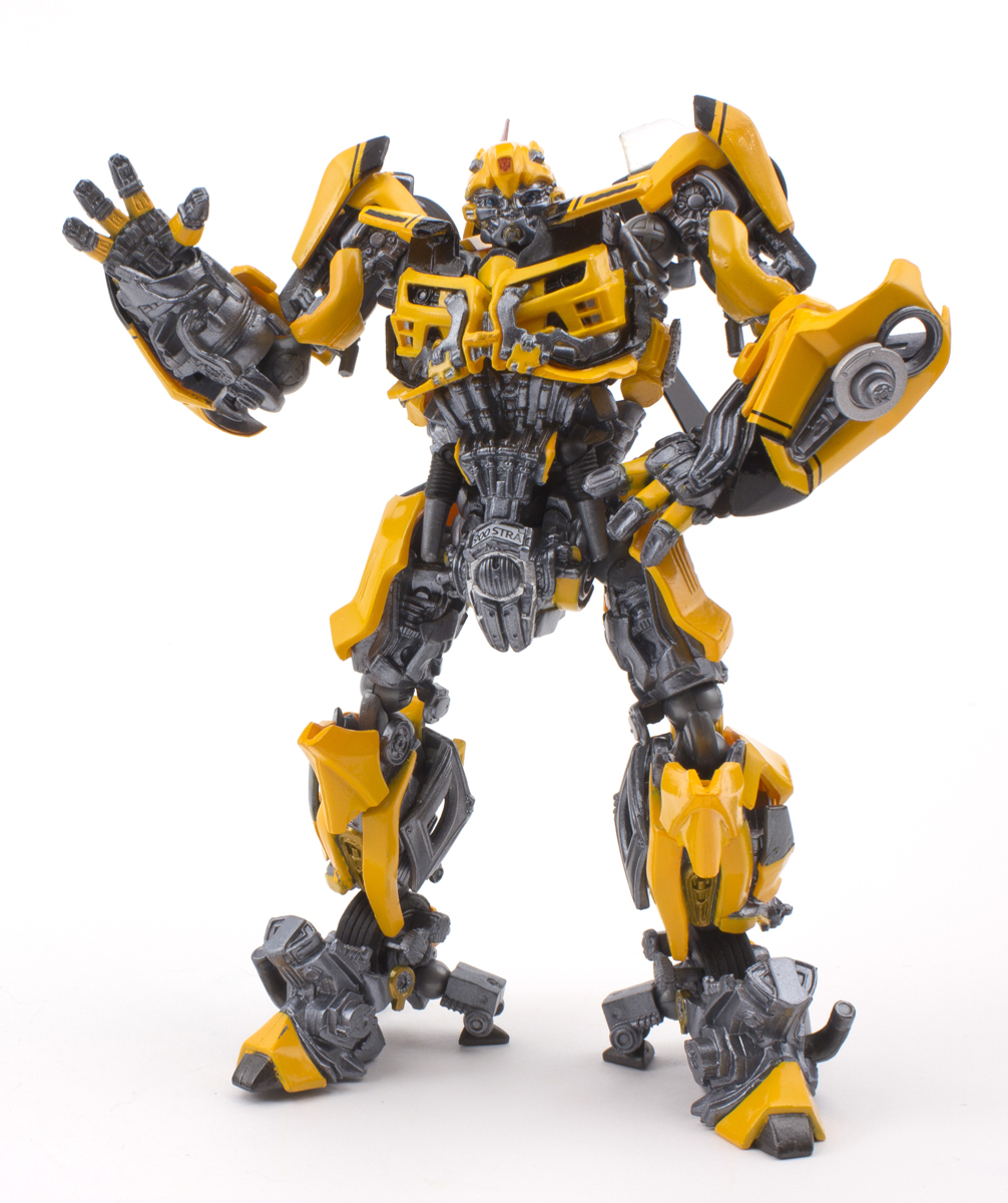 tfw revoltech transformers movie bumblebee gallery transformers news tfw2005. Black Bedroom Furniture Sets. Home Design Ideas