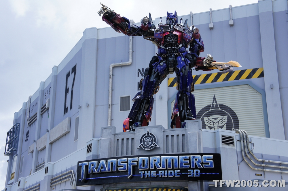 Transformers: The Ride-3D At Universal Studios Orlando ...  Transformers: T...