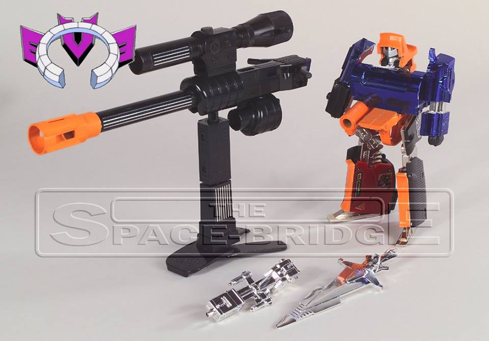 Unreleased Generation 1 Megatron Reissue Images ...