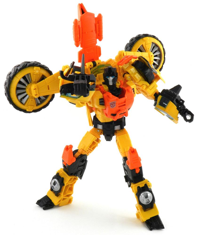 Sandstorm (G1) - Transformers Wiki
