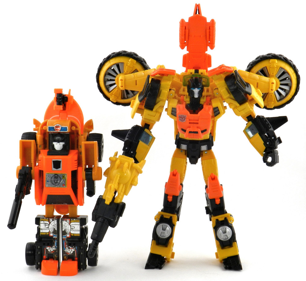 Sandstorm - Transformers Toys - TFW2005