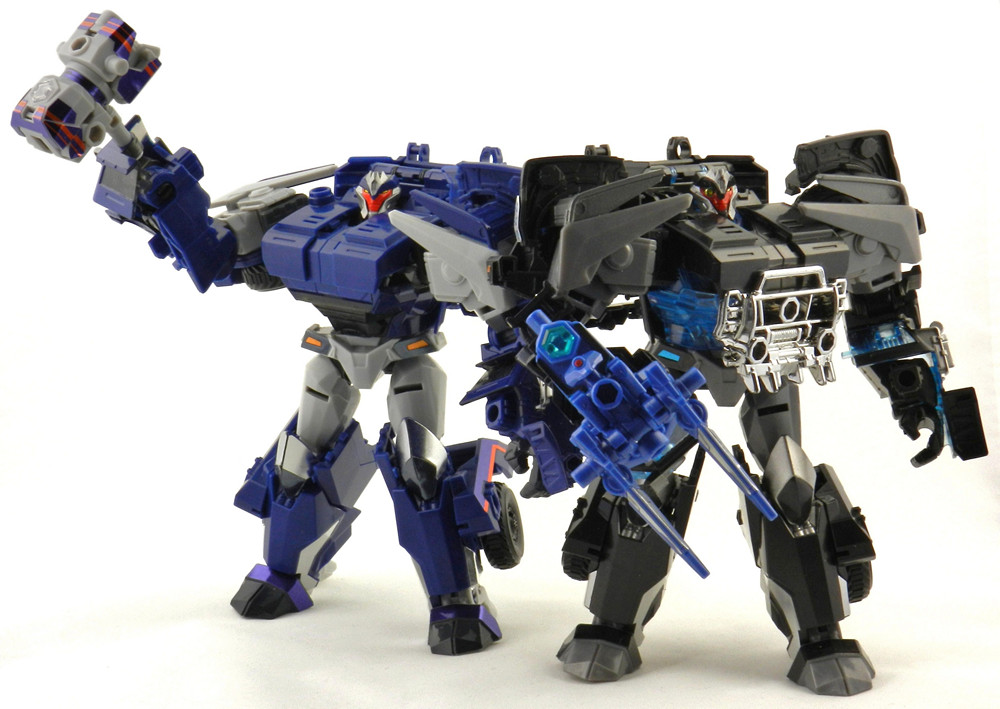 TFW Transformers Prime Arms Micron Silas Breakdown Gallery ...