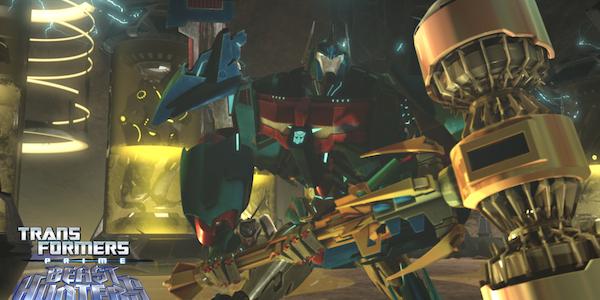Ultra Magnus Transformers Prime Season 3