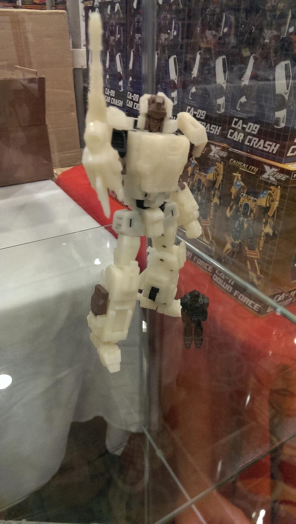 tfcon  fansproject function     motor master prototype  display
