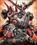 Transformers-4-Dinobots