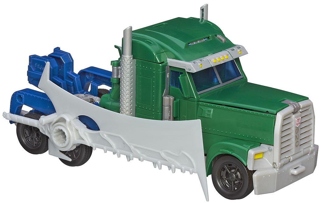Toys 4 Trucks Green Bay : Beast hunters talking bumblebee and tracker optimus