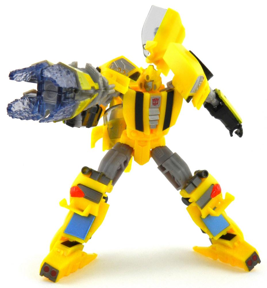 BumblebeeRobot