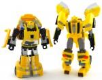 BumblebeewithClassicsBumblebeeRobot
