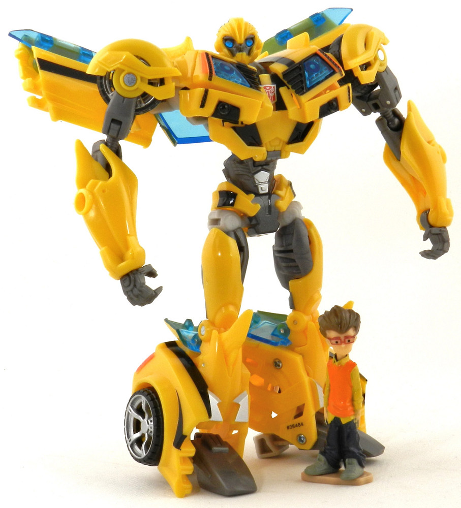 TFW's Transformers Prime First Edition Optimus Prime VS ... Transformers 3 Bumblebee Vs Megatron