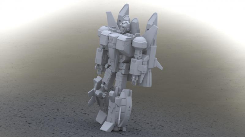 Produit Tiers de Skyfire/Aérobo G1 ― [DaCa Toys] Titan (IDW) & Kronos | [Mechaform] MF-01 SkyGuardian (Voyager) Robot_render6_zps43fa263a_1376379316