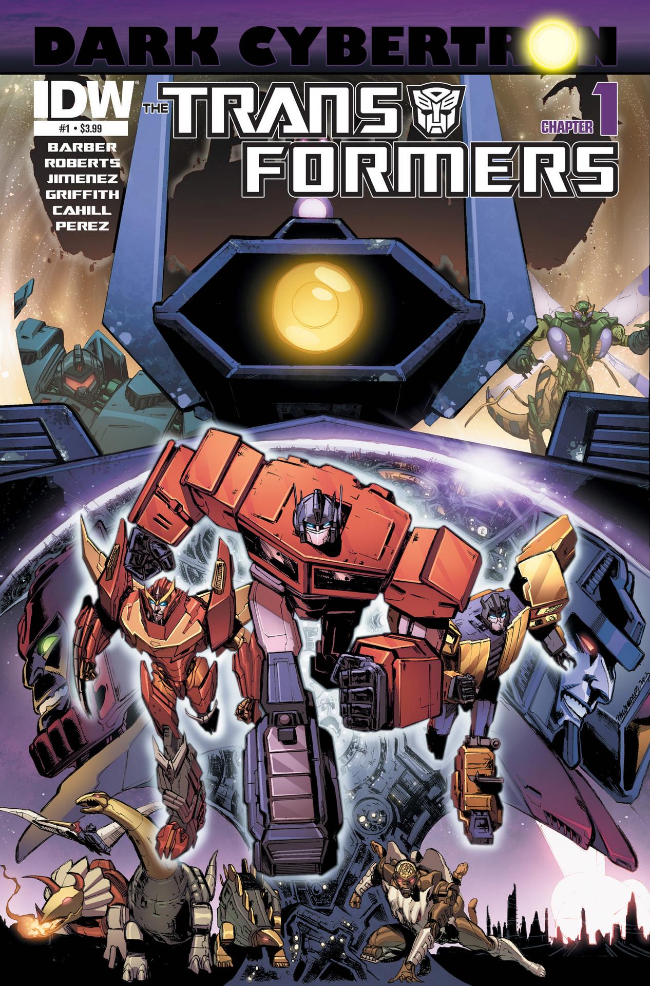 Transformers Dark Cybertron 1