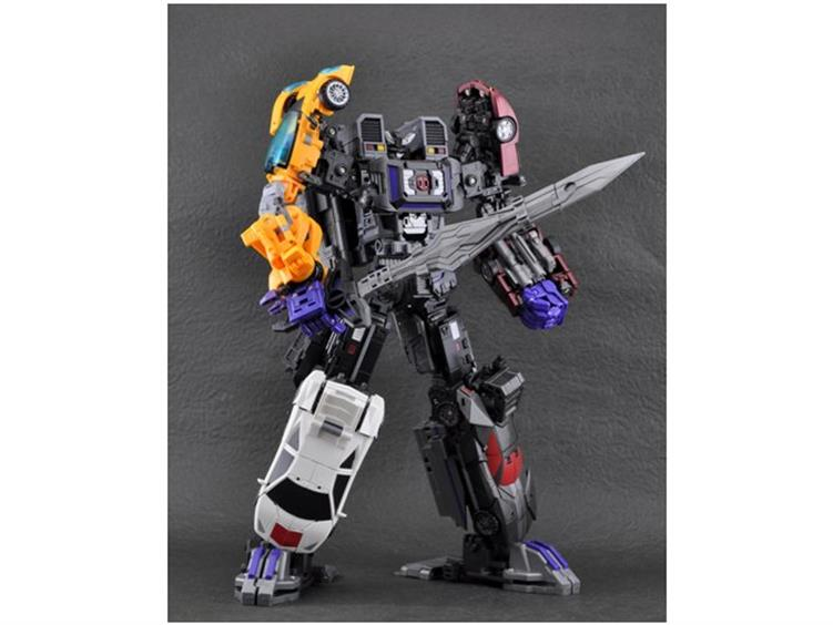 FansProject Diesel (Stunticon Motormaster) Preorders Live ...