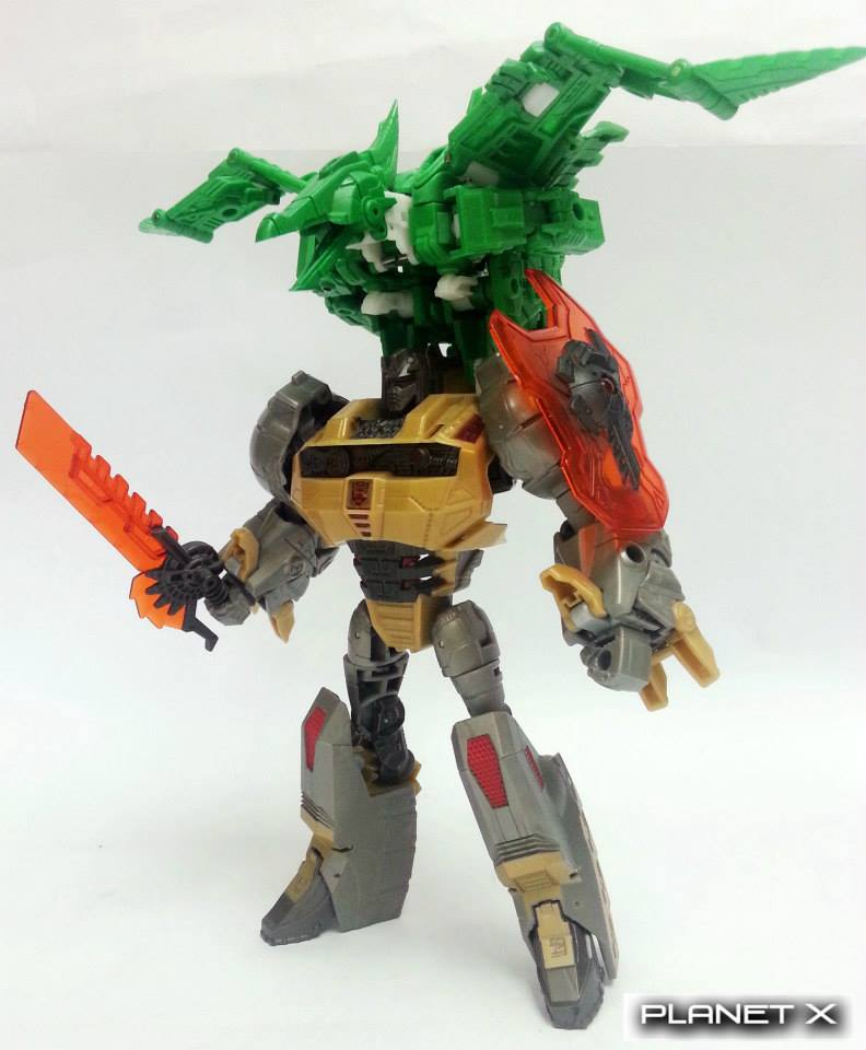 In-Hand Images Generations Selects Ricochet and Red Swoop ...  |Transformers Swoop