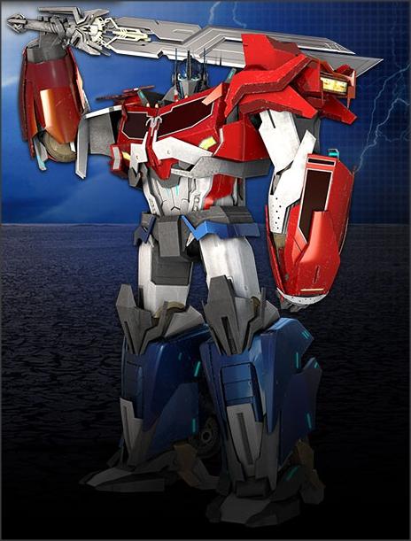 Transformers prime beast hunters ultra magnus vs megatron