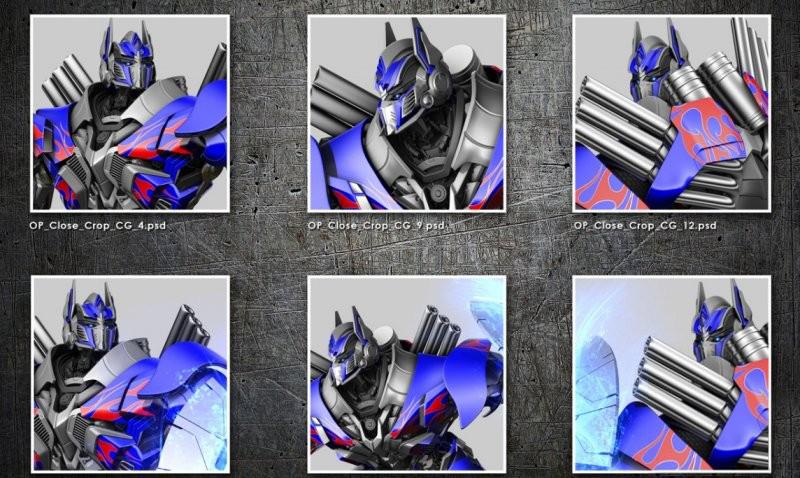Transformers 4 Age Of Extinction Renders Revealed - Optimus Prime    Transformers Age Of Extinction Optimus Prime Fan Art
