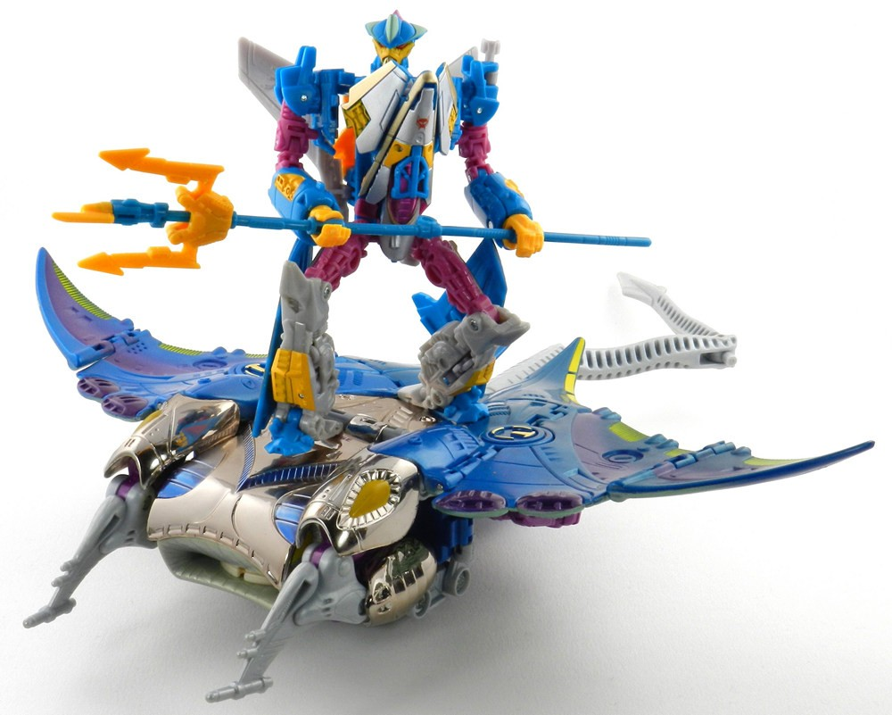 TFW's Timelines Depth Charge Gallery Now Online ... Depth Charge Beast Wars