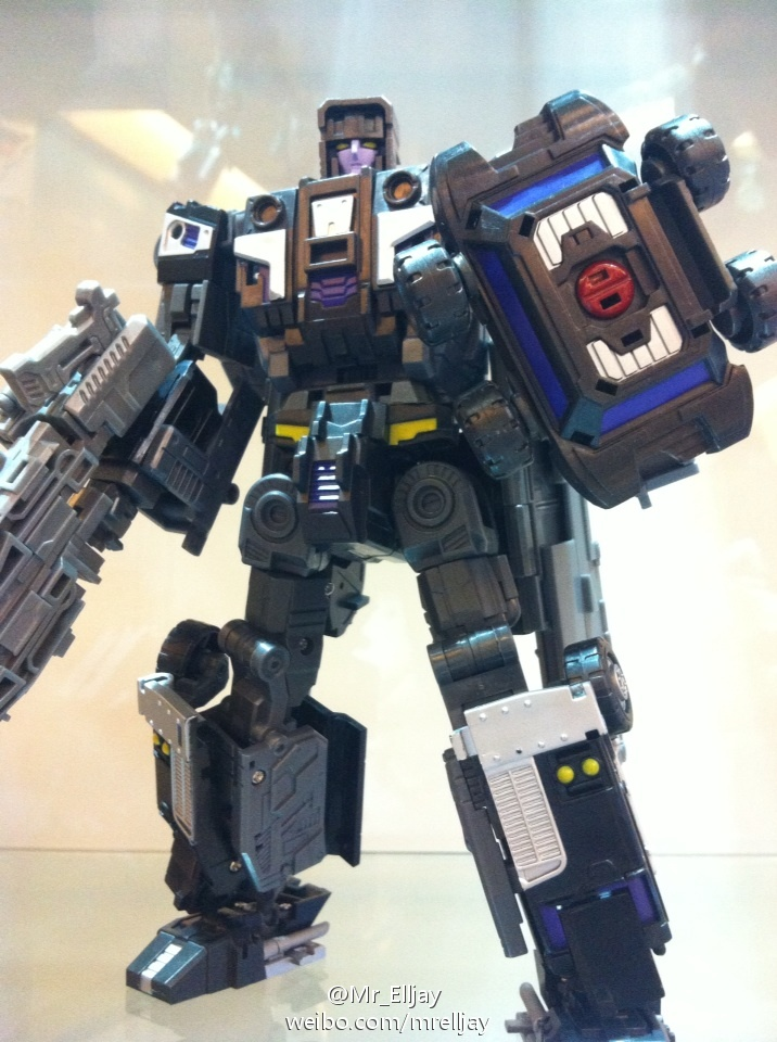 FansProject Diesel Final Color Images - Transformers News ...