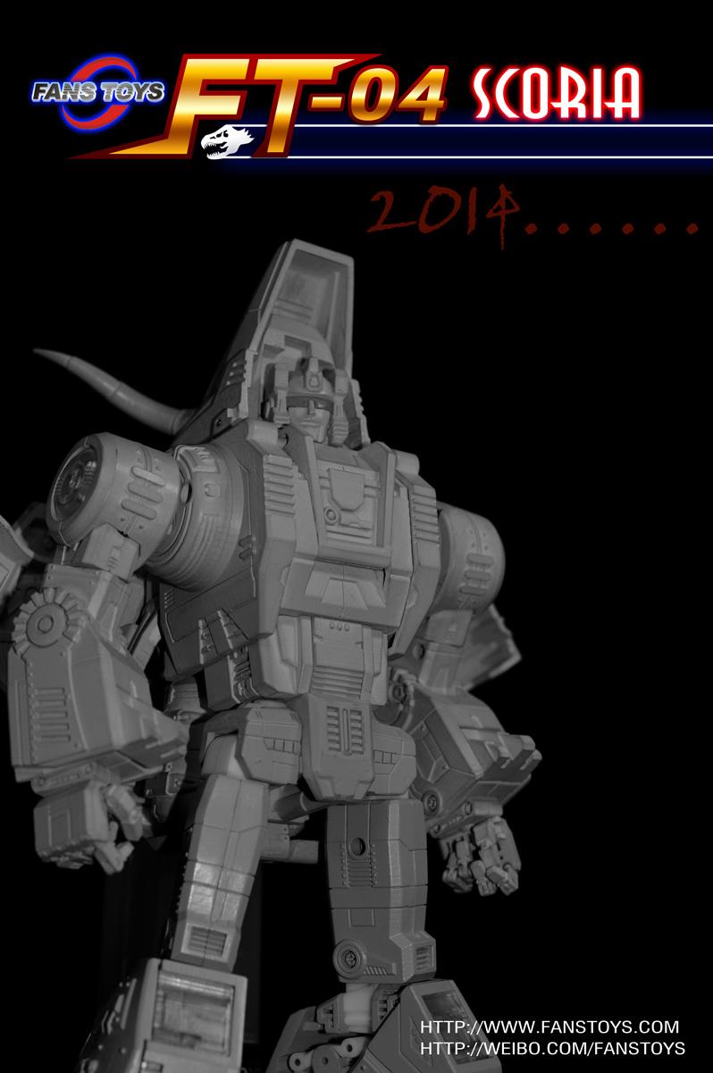 [Fanstoys] Produit Tiers - Dinobots - FT-04 Scoria, FT-05 Soar, FT-06 Sever, FT-07 Stomp, FT-08 Grinder FT-04-Pic-1_1384523435