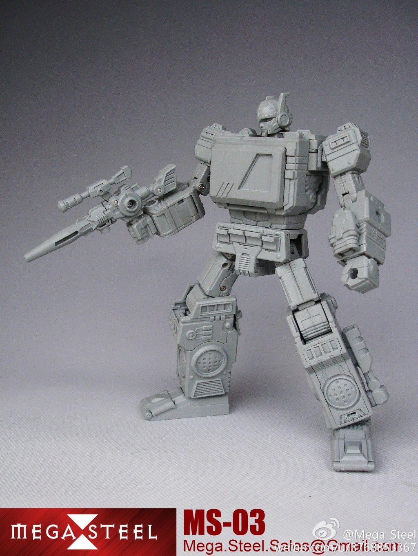 [Mega Steel] Produit Tiers - MS-02 (aka Soundwave/Radar) + MS-03 Buster (aka Blaster/Tempo) + MS-01 Tronus (aka Mégatron) IDW MS-01-Pic-2_1384437703