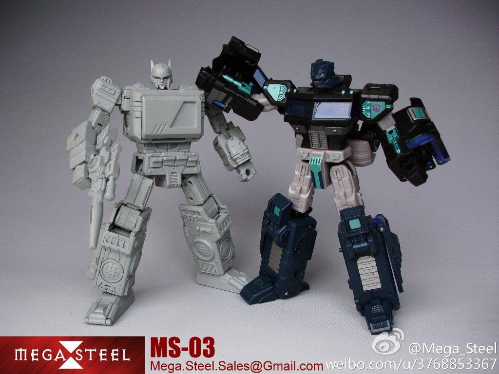 [Mega Steel] Produit Tiers - MS-02 (aka Soundwave/Radar) + MS-03 Buster (aka Blaster/Tempo) + MS-01 Tronus (aka Mégatron) IDW MS-01-Pic-5_1384437703