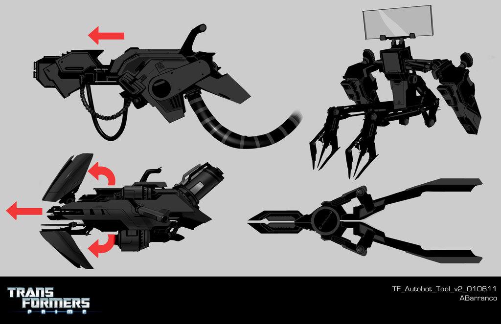 Concept Art et Storyboard (officiel) de TF Prime et Robots In Disguise Tf_autobot_tool_rough_v2_by_augustobarranco-d6nk1a8_1384122529