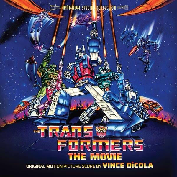 Vince Dicola S 1986 Transformers Movie Score Now Available