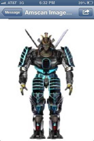 first look at transformers 4 age of extinction drift robot mode sort of transformers news. Black Bedroom Furniture Sets. Home Design Ideas