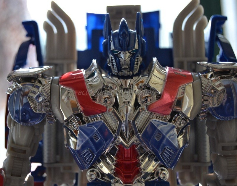Transformers 4 Age Of Extinction Premium Edition Optimus ...