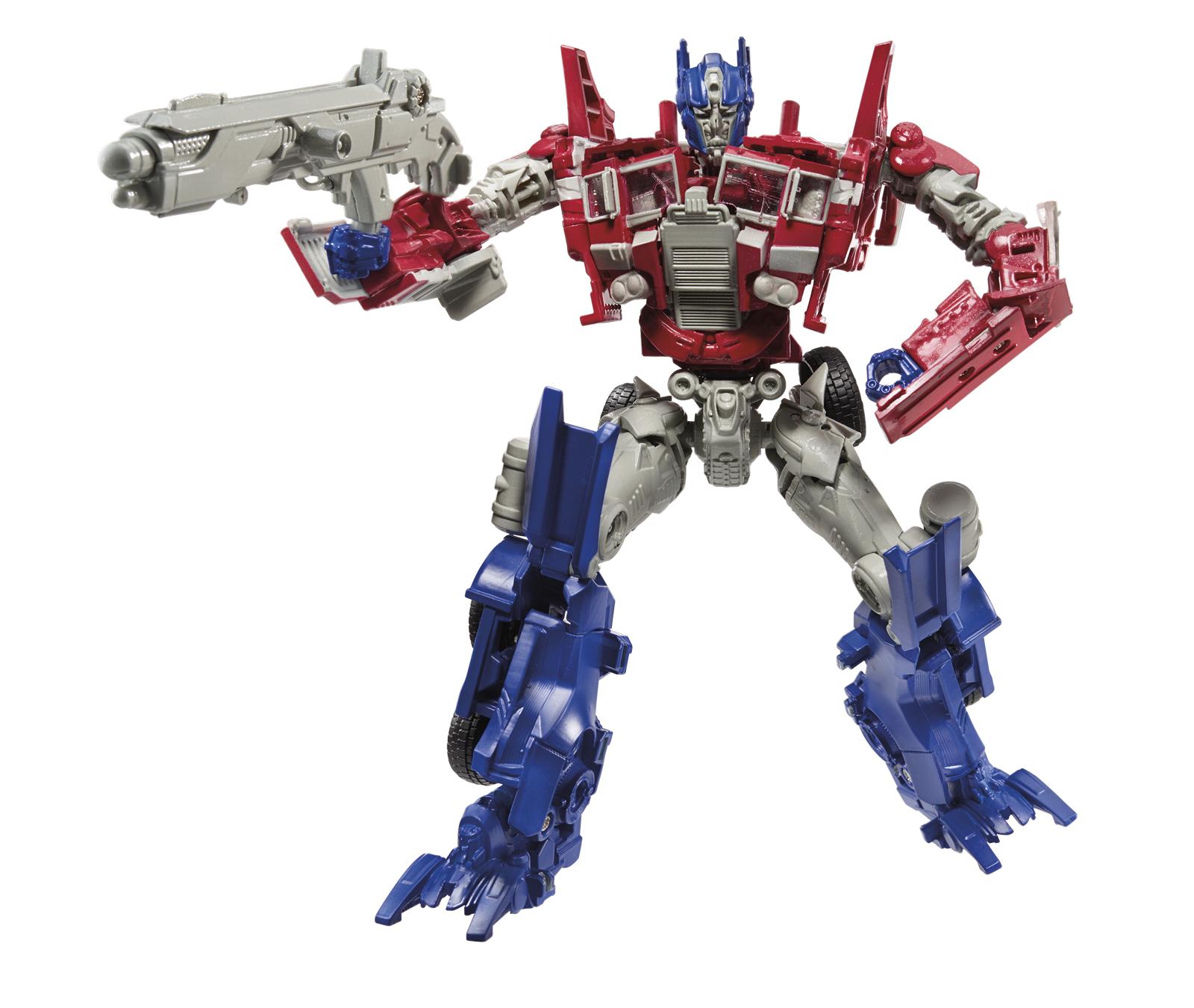 2014 Transformers 4 AGE OF Extinction Optimus Prime ...