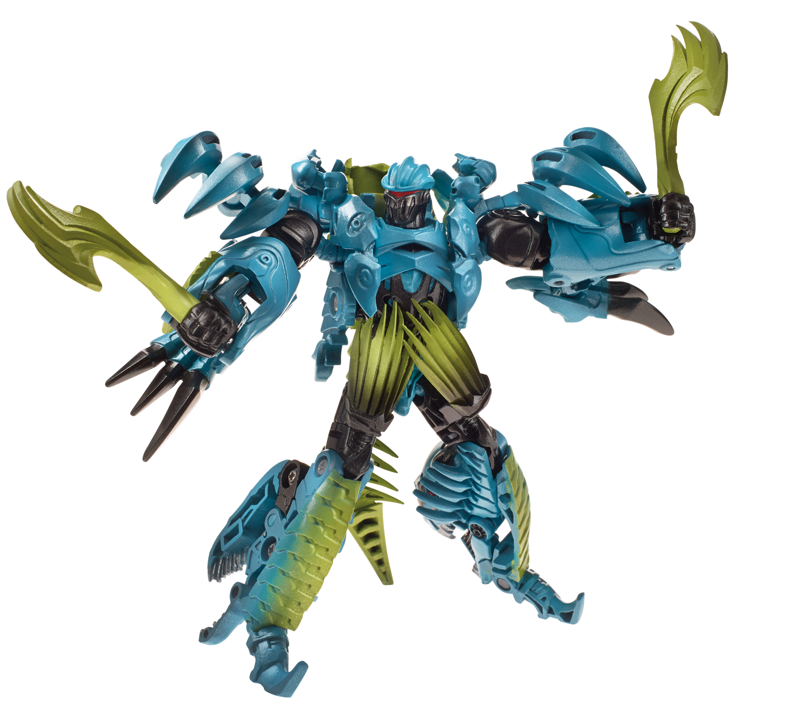 Toy Review - Age of Extinction Dinobot Slash (Deluxe ...
