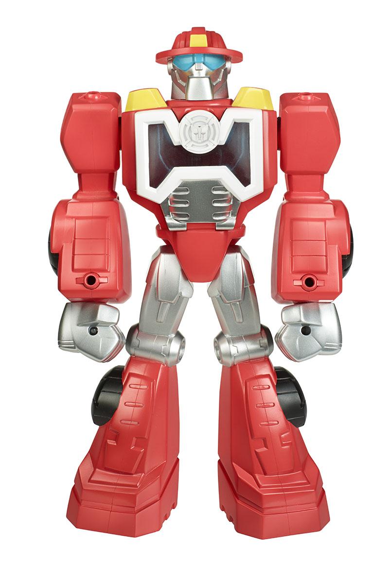 Epic Heatwave Optimus Transformers Rescue Bots