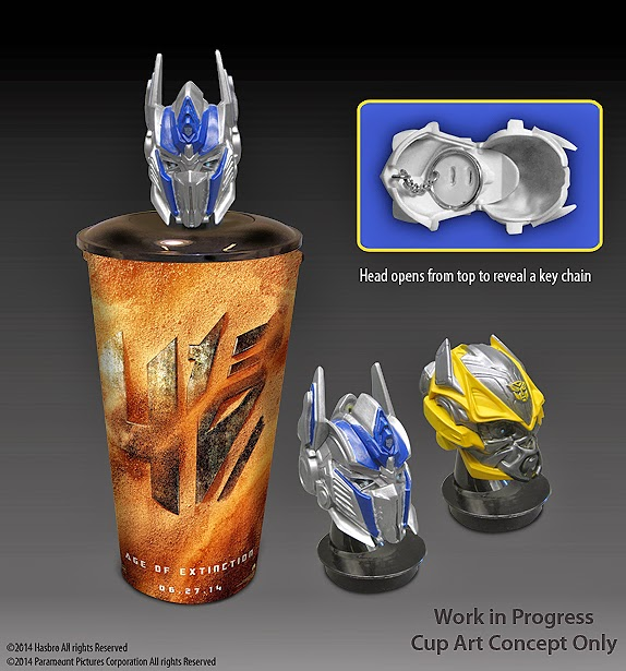 Transformers-4-Age-Of-Extinction-Cup-Keychain-Topper-Theater-Promotion