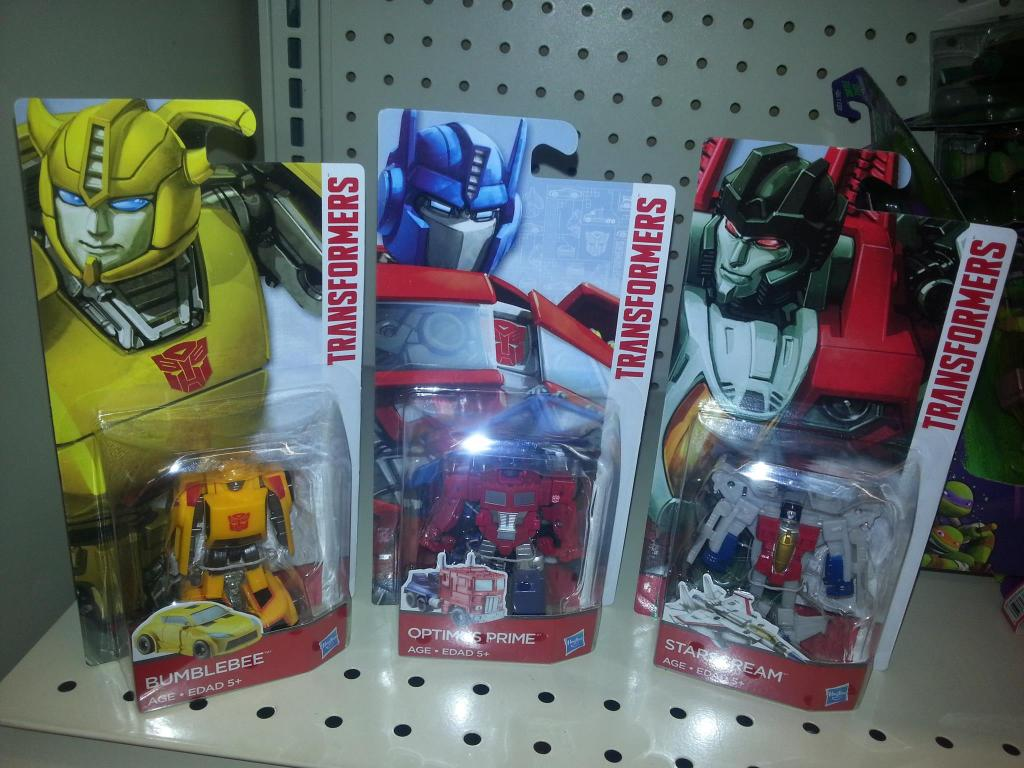 Transformers Classics Legends New Style Packaging At