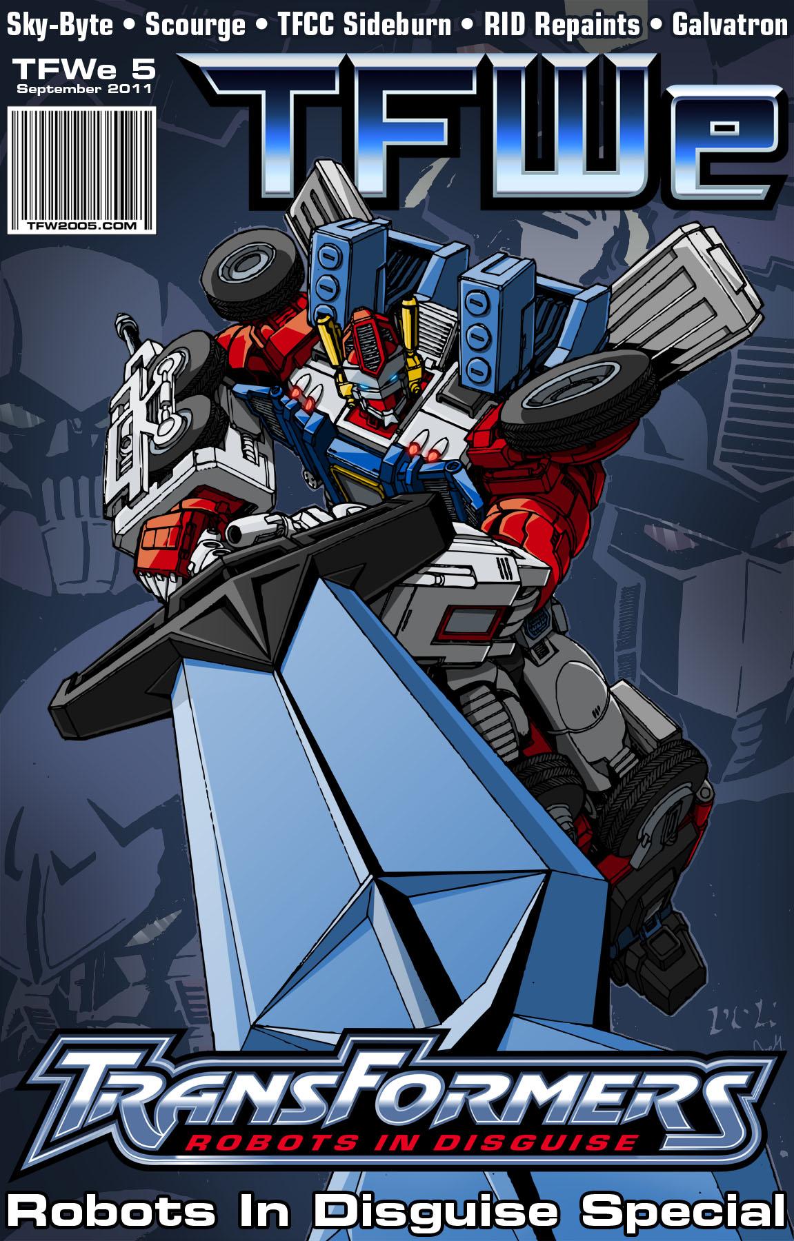 Hasbro Applies For A New Trademark Transformers Robots