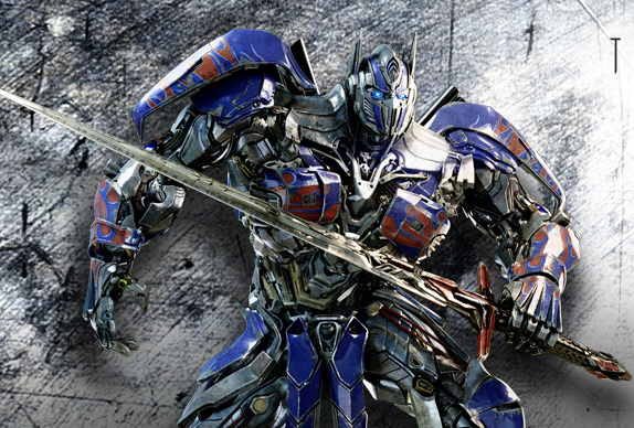 Transformers 4 age of extinction optimus prime uob online bank promo