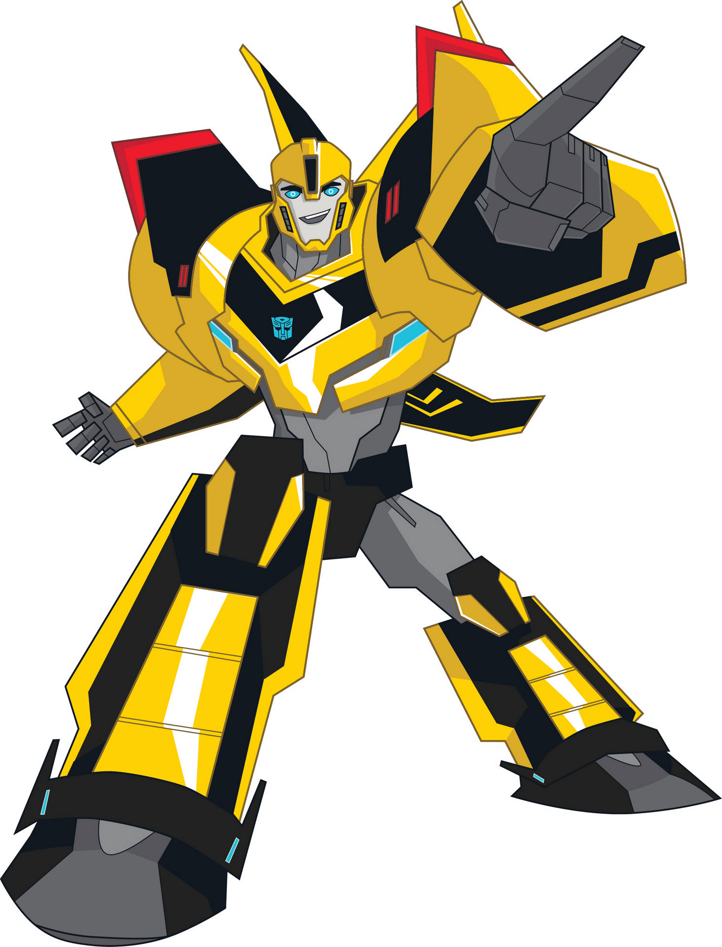 New transformers cartoon revealed first look at bumblebee transformers news tfw2005 - Images of bumblebee from transformers ...