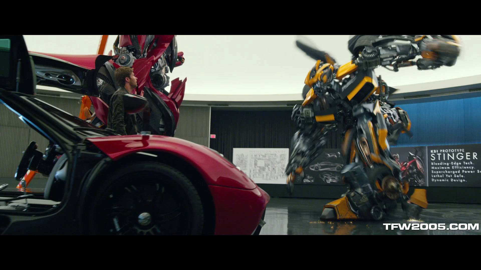 Tf4 Stinger And Bumblebee | www.pixshark.com - Images ...