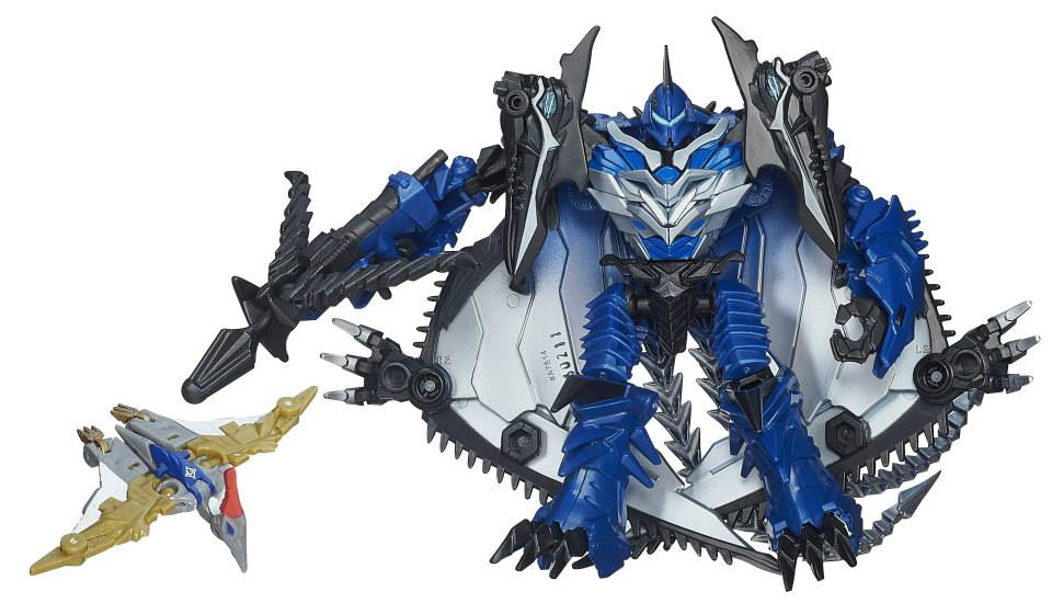 Transformers Age of Extinction Strafe and Slug Evolution ...