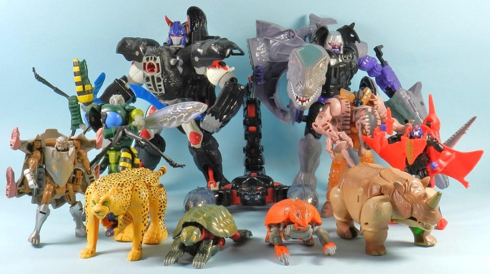 1996-Beast-Wars-Toys