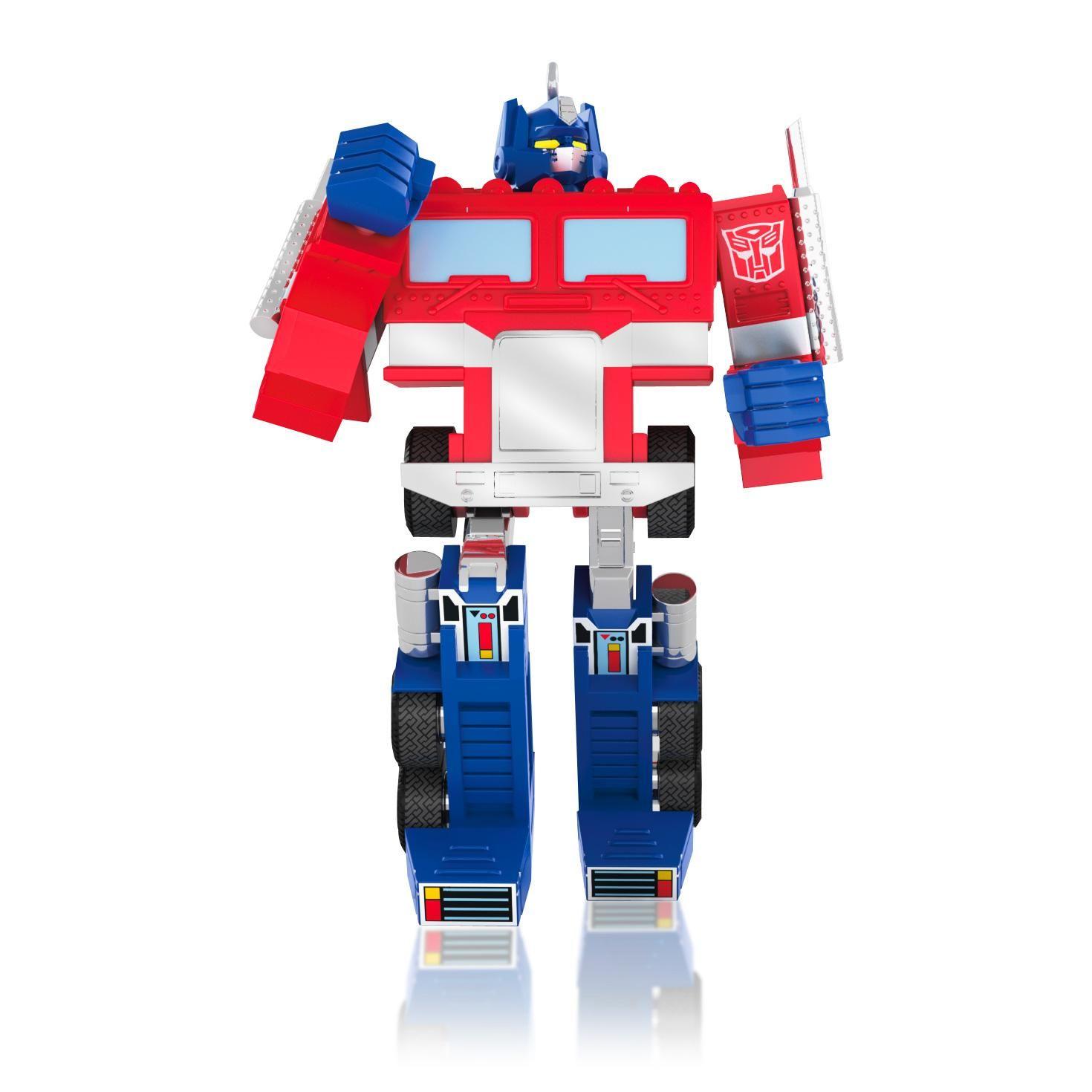Hallmark Keepsake Generation 1 Optimus Prime Ornament ...