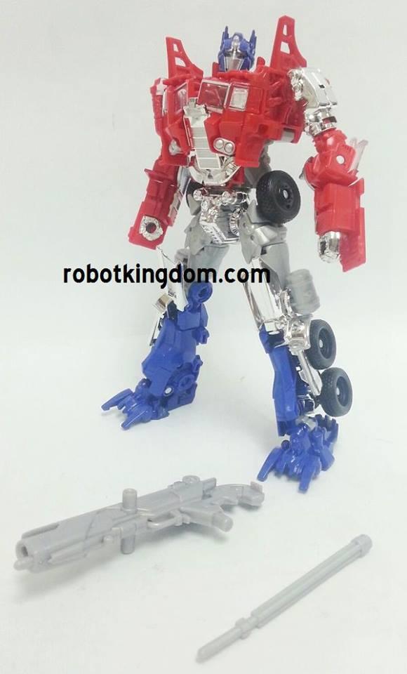Transformers 4 Age of Extinction Platinum Voyager Grimlock ...