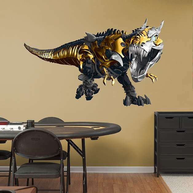 Transformers Age of Extinction Wall Decals - Transformers News - TFW2005