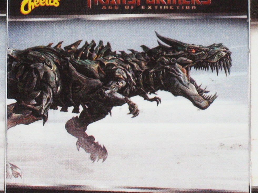 fritolay transformers 4 age of extinction campaign images