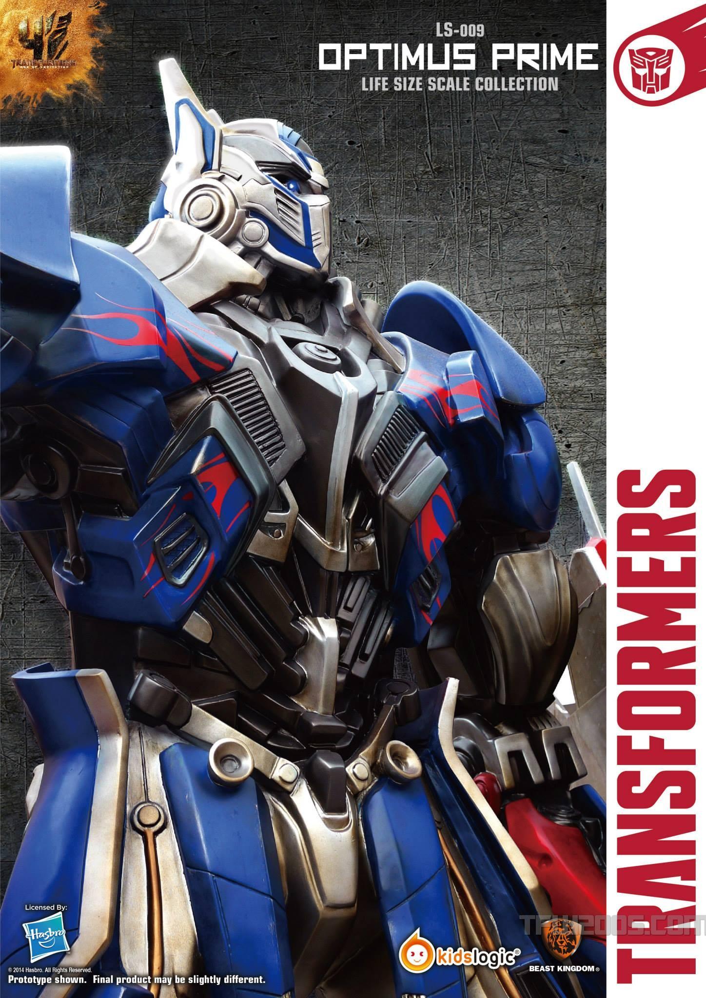 -Logic-Beast-Kingdom-Transformers-4-Age-Of-Extinction-Optimus-Prime-5Transformers Age Of Extinction Optimus Prime Fan Art