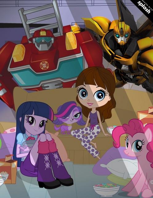 ATX-Television-Festival-Hasbro-Studios-Cartoon-Breakfast-To-Feature-Transformers-Rescue-Bots