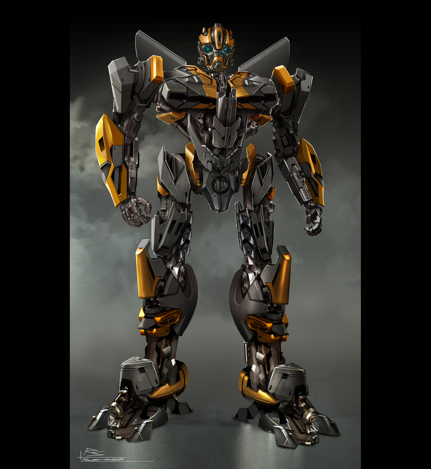 transformers 4 concept art from robert simons transformers news tfw2005. Black Bedroom Furniture Sets. Home Design Ideas