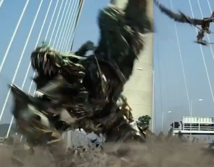 Transformers 4 Age Of Extinction Dinobots TV Spot ...